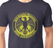 one punch man - hero association ORG Unisex T-Shirt