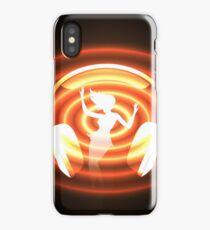 dancing or club music theme iPhone Case/Skin