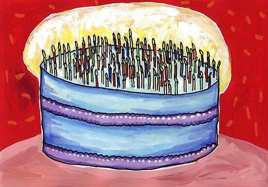 Dream Cake by John Douglas