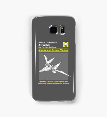 Arwing Service and Repair Manual Samsung Galaxy Case/Skin