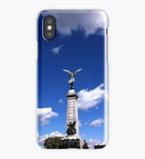 George-Étienne Cartier Monument iPhone Case/Skin