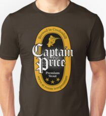 Captain Price Premium Stout Unisex T-Shirt