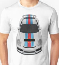 Blue and red stripes T-Shirt