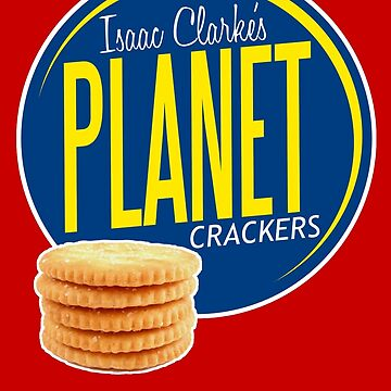 Isaac Clarke's Planet Crackers by Adho1982