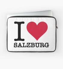 I Love Salzburg Laptop Sleeve