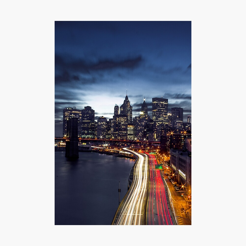 NYC // FDR Drive II Photographic Print
