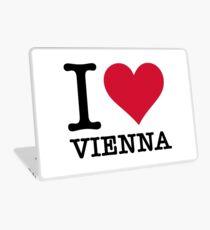 I Love Vienna Laptop Skin
