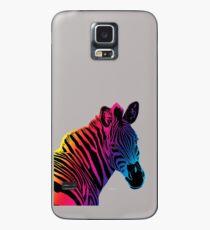 Zebra Kopf 3H Hülle & Klebefolie für Samsung Galaxy