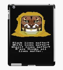 M'aiq on #BLM iPad Case/Skin