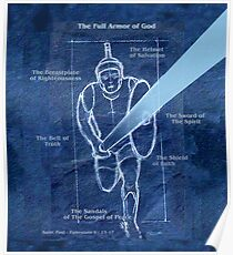 Full Armor of God - Warrior 2 Poster