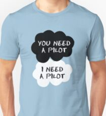 StormPilot - The Fault in Our Star Wars T-Shirt
