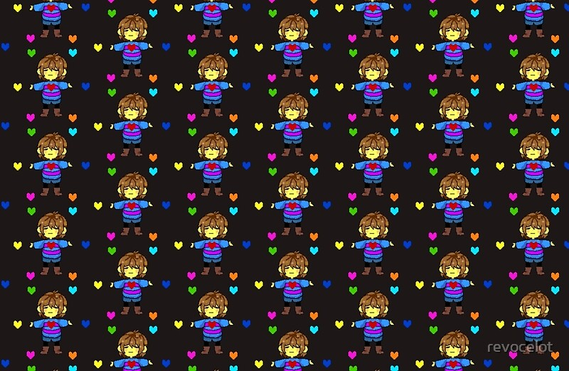 Undertale hearts (dark background)u0026quot; Laptop Skins by revocelot ...