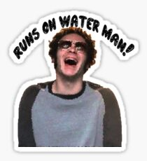 Hyde Laugh - Runs on water Sticker
