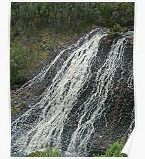 Dip Falls, Tasmania, Australia Poster