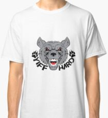 'Yiff hard' decal Classic T-Shirt