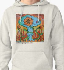 Nuclear Garden #6 Pullover Hoodie