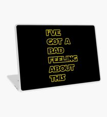 Star Wars Quote  Laptop Skin