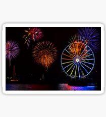 Alexandria's First Night - Ianuarius - MMXVI Sticker