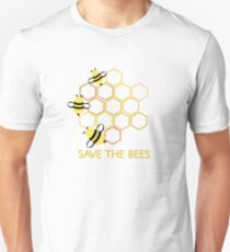 Save the Bees 2 Unisex T-Shirt