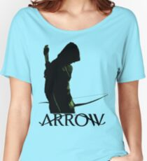 Arrow Hero Women's Relaxed Fit T-Shirt