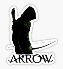 Arrow Hero Sticker