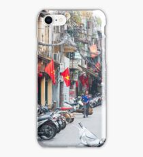Hanoi Old Quarter Vietnam iPhone Case/Skin
