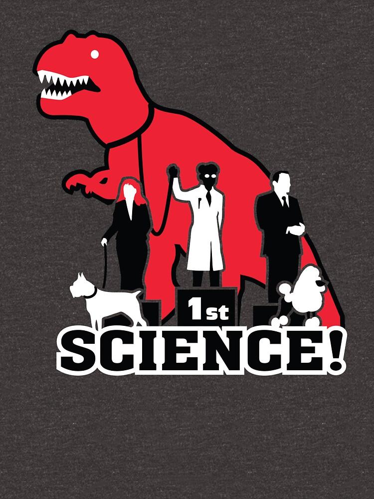 Best in Show T-Rex (Wissenschaft!) von amorphia