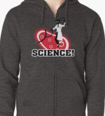 Germ Wrangler (Science!) Zipped Hoodie
