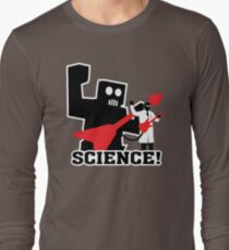 Rock Robot (Science!) Long Sleeve T-Shirt