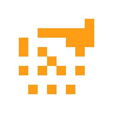 HL3 Steam Lambda Orange by drizzly
