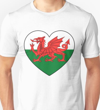 Welsh Red T-Shirt