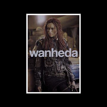 The 100 - Wanheda by alyciadebnam