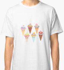 Kawaii Ice cream Classic T-Shirt