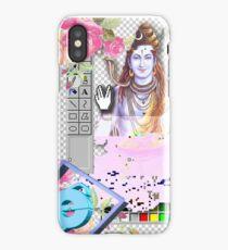 Vaporwave Seapunk - God bless the internet iPhone Case/Skin