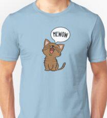 MEWOW! Unisex T-Shirt
