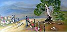 Bluegumtree and bekslaner-gate  by Elizabeth Kendall
