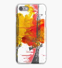 Proud Guns - Yellow Gamer iPhone Case/Skin