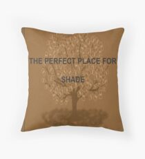 Kendrick Lamar Money Trees (Ya Bish) Throw Pillow