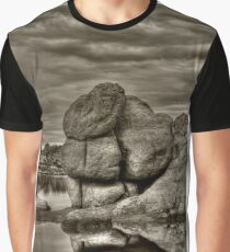 Watson Lake Prescott Arizona Graphic T-Shirt