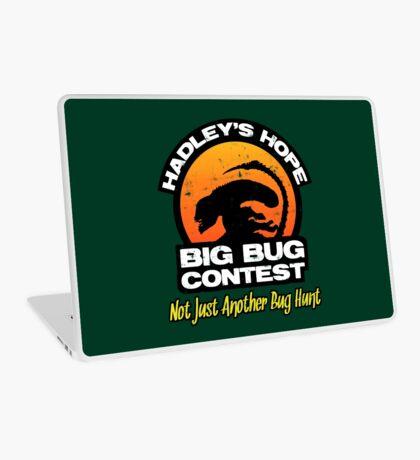 Big Bug Contest Laptop Skin
