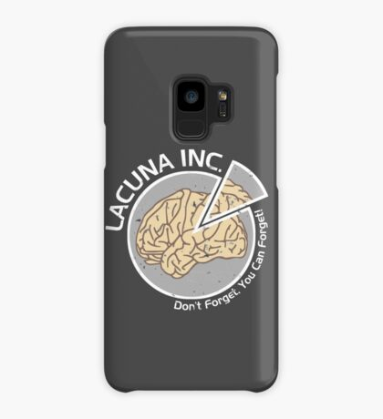 Lacuna Inc. logo from Eternal Sunshine of the Spotless Mind Case/Skin for Samsung Galaxy