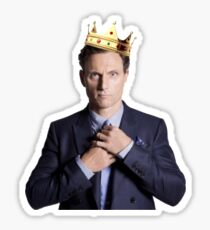 King Tony Sticker