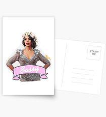 Sassy Kerry Postcards