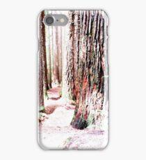 Redwood Forest (The Otways, Victoria) iPhone Case/Skin