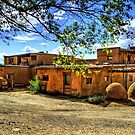 Taos Pueblo Life by K D Graves Photography