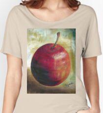 An apple a day........ Women's Relaxed Fit T-Shirt