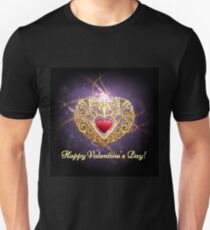 Heart shaped pendant  T-Shirt