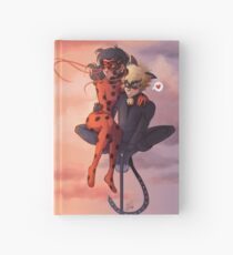 Ladynoir Hardcover Journal