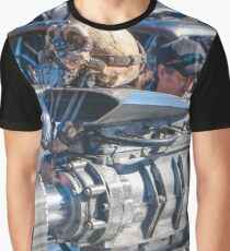 Mad Max Fury Road Skull Graphic T-Shirt