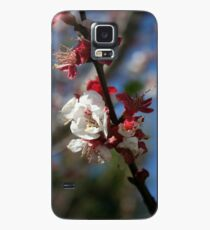Sunlight Embracing Apricot Blossom Case/Skin for Samsung Galaxy